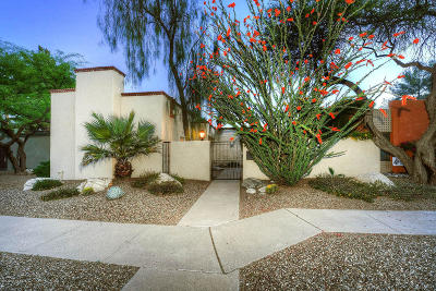 Tucson Single Family Home Active Contingent: 2241 E Mabel Street