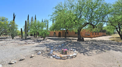 Tucson Single Family Home For Sale: 2801 N Melpomene Drive