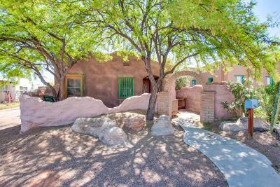 Tucson Single Family Home For Sale: 1120 N 2nd Avenue