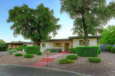 Tucson Single Family Home For Sale: 2925 E Toledo Place
