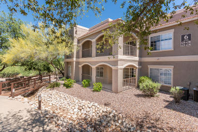 Tucson Condo For Sale: 1500 E Pusch Wilderness Drive #6101