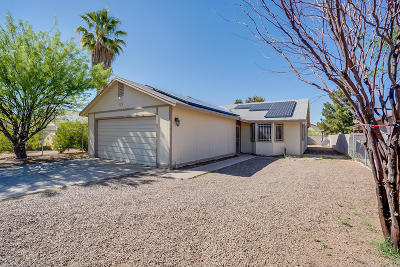 Pima County Single Family Home For Sale: 773 E Oregon Street