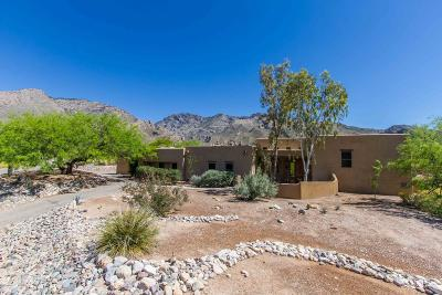 Tucson Single Family Home For Sale: 6460 N Via Del Emigrado