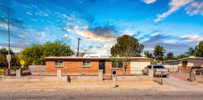 Single Family Home Active Contingent: 1718 S Beverly Avenue