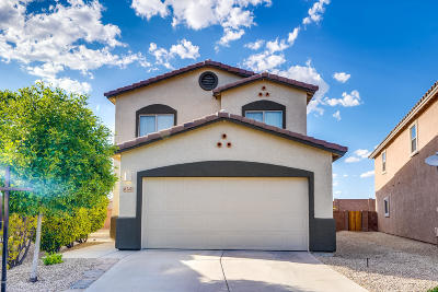 Tucson Single Family Home Active Contingent: 7421 E Fair Meadows Loop