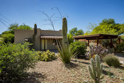 Tucson Single Family Home Active Contingent: 2919 N Cherry Avenue