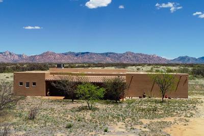 Cochise County Single Family Home For Sale: 5901 E De Vaca Circle