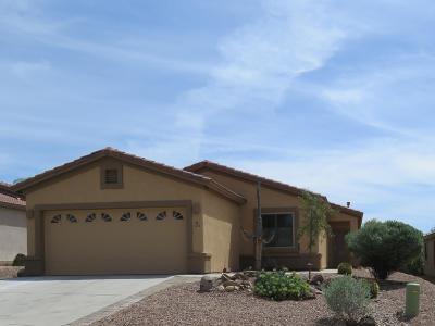 Marana Single Family Home Active Contingent: 5579 W Dove Loft Drive