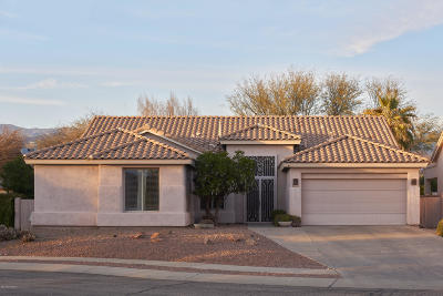 Pima County, Pinal County Single Family Home Active Contingent: 2225 N Quail Lake Place