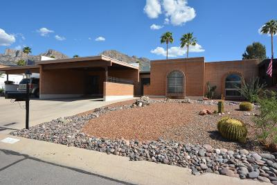 Oro Valley Townhouse Active Contingent: 33 W Valle Place