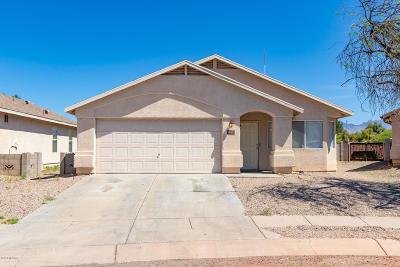 Tucson Single Family Home For Sale: 1665 E Saint Thomas Street