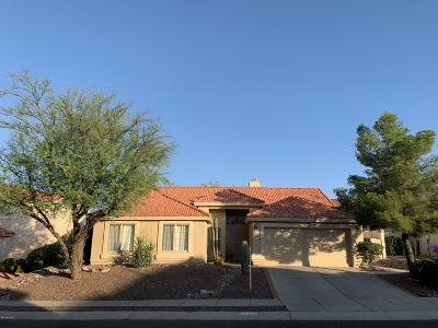 Tucson Single Family Home For Sale: 11845 N Gray Eagle Avenue