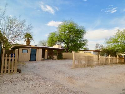 Tucson Single Family Home Active Contingent: 433 E Waverly Street