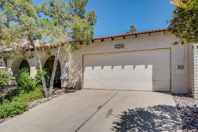 Pima County Townhouse For Sale: 1292 N Via Ronda Oriente