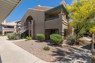 Tucson Condo Active Contingent: 101 S Players Club Drive #16102