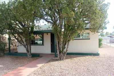 Tucson Single Family Home For Sale: 802 E Linden Street