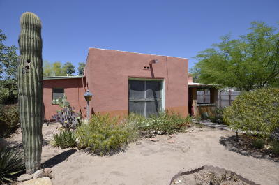 Tucson Single Family Home Active Contingent: 1010 W Erie Street