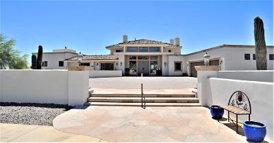 Tucson Single Family Home Active Contingent: 4501 N Camino Del Obispo