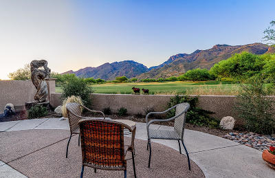 Tucson Townhouse For Sale: 6957 E Nuthatch Trail