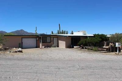 Tucson Single Family Home Active Contingent: 5102 W Camino De La Amapola