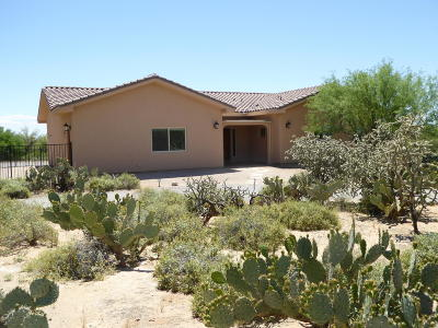 Oro Valley Single Family Home Active Contingent: 12110 N Camino Del Fierro