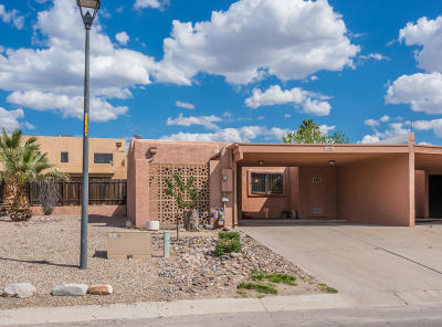 Pima County Townhouse Active Contingent: 4956 N 15th Avenue