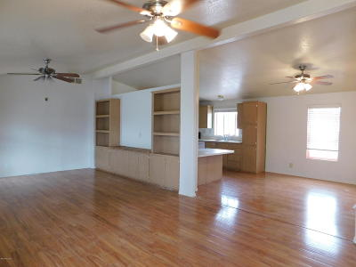 Pima County Manufactured Home For Sale: 4873 N River Valley Loop