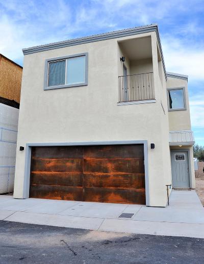 Tucson Single Family Home Active Contingent: 173 E Stone Court