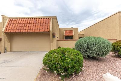 Oro Valley Townhouse For Sale: 1111 E Camino Diestro