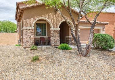 Sahuarita Single Family Home For Sale: 14395 S Camino El Galan