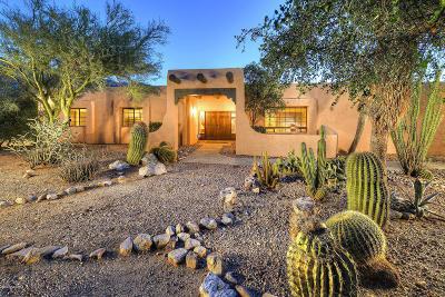 Tucson Single Family Home For Sale: 5631 E Pinchot Road