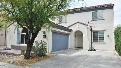 Tucson Single Family Home Active Contingent: 5884 S Courtland Drive