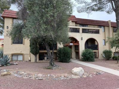 Tucson Condo Active Contingent: 6332 N Barcelona Lane #510