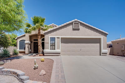 Green Valley Single Family Home Active Contingent: 1680 N Via Cananea
