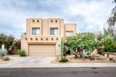 Tucson Single Family Home For Sale: 11651 N Oceanus Place