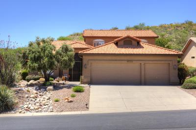 Saddlebrooke Single Family Home For Sale: 38334 S Desert Bluff Drive