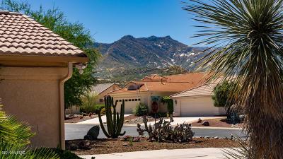 Single Family Home Active Contingent: 65498 E Desert Side Drive