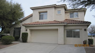 Tucson AZ Single Family Home For Sale: $449,500