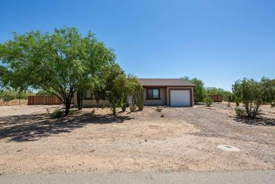 Marana Single Family Home Active Contingent: 5064 N Sabi Road