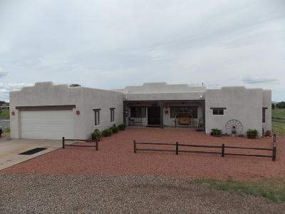Sonoita Single Family Home For Sale: 6 Thoroughbred Court
