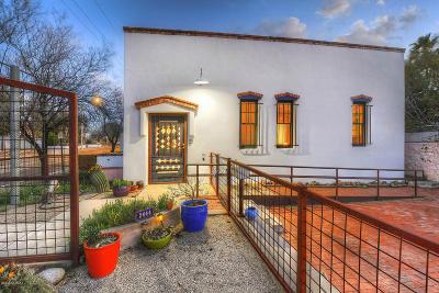 Tucson Single Family Home For Sale: 2444 E 4th Street