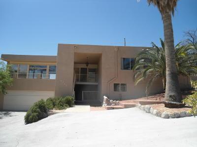 Tucson Single Family Home For Sale: 5798 E Paseo Cimarron