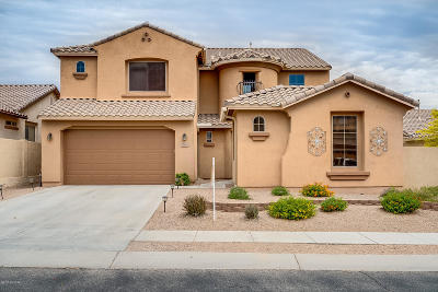 Sahuarita Single Family Home For Sale: 764 W Camino Tunera