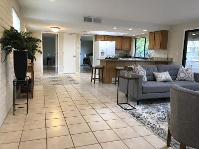 Tucson Single Family Home Active Contingent: 9045 E Calle Bogota
