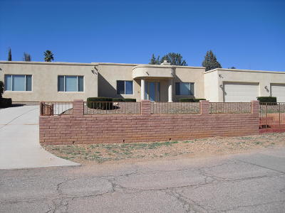 Rio Rico Single Family Home Active Contingent: 402 Hopkins Street