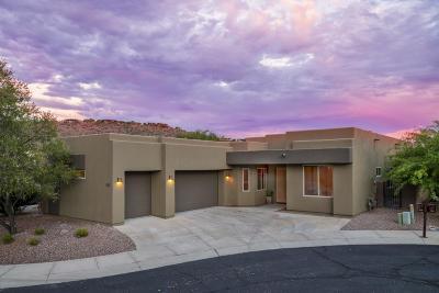 Tucson Single Family Home For Sale: 7520 E Placita Ventana Hayes
