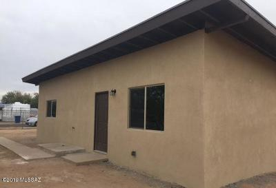 Pima County Single Family Home For Sale: 2040 S Plumer Avenue