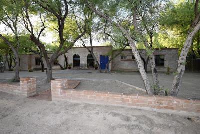 Pima County, Pinal County Single Family Home Active Contingent: 7741 E Camino Montaraz