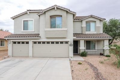 Marana Single Family Home For Sale: 11085 W Denier Drive