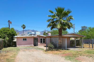 Tucson Single Family Home For Sale: 4537 E Pima Street
